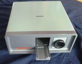 Kindermann 505 Diaprojektor mit Fokus 50er-Jahre Original Vintage voll funktionsfähig