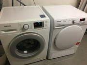 Waschmaschine Trockner Set