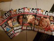 Krimi Zeitschriften