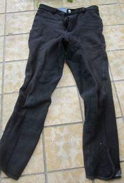 Reithose schwarz Gr 164
