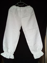 lange Hose für historische Kleidung