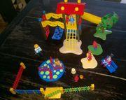 großes playmobil Paket Kita Sonnenschein