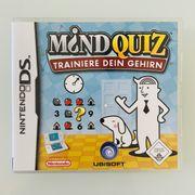 NintendoDS Mind Quiz - Trainiere dein