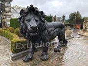 Löwenreplik The South Bank Lion