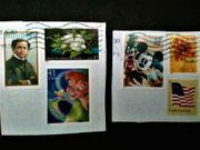 USA Briefmarken Micky Maus Peter