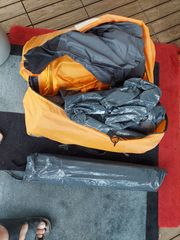 4-Personen-Zelt - wie neu