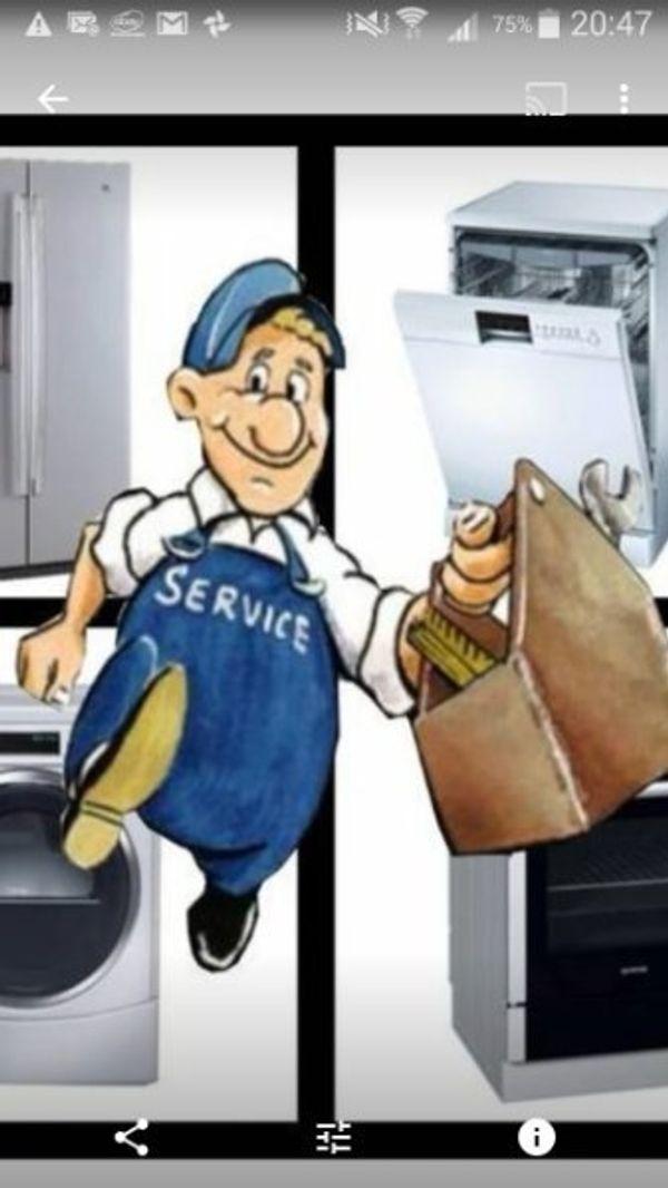 waschmaschine Reparatur Notdienst für alle