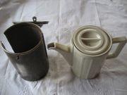 30er Hutschenreuther Kaffeekanne WMF Thermisol