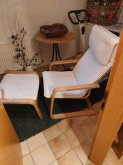 2 stühle 1 hocker