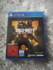 PS 4 Call of Duty