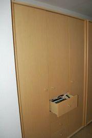 PAIDI FLEXIMO Kleiderschrank 3-türig Birke