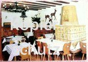 Alte Ansichtskarte Motiv Jägerstübchen im