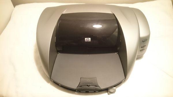 HP DJ5550 Tintenstrahldrucker