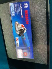 Bosch Winkelschleifer X Lock