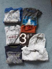 Kleidungspacket Groß Shirt mit langen