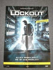 2012 Orginal Plakat A1 Lockout