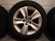 4x Winterräder für BMW 5