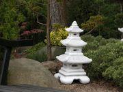 Garten Figur aus Beton - Pagode