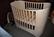 Leander Kinderbett mit Junior Bettverlängerung