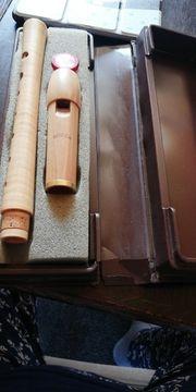 Flöten abzugeben Moeck und Zamir