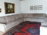 Große Couch Ecksofa