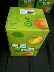 5 ltr Bio-Apfelsaft