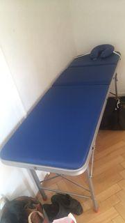 Mobile Massage-Liege