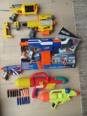 NERF Spielzeugpistolen Alpha Tropper Firestrike