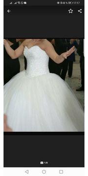 Brautkleid Prinzessin Kleid