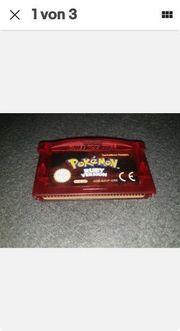 Pokemon Ruby Version Gameboy Advance