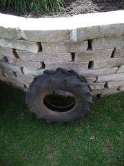 Kleintraktor Reifen gebraucht