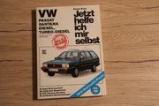 Reparaturhandbuch für VW Passat Santana
