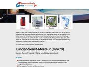 Kundendienst-Monteur m w d für