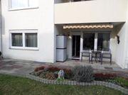 Möblierte Wohnung mit Terrasse und