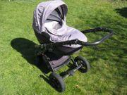 Kinderwagen-Kombi der Marke Knorr-Baby