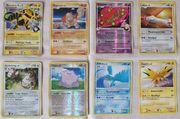 Pokemon Sammelkarten 32 Stück