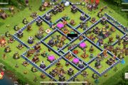 Clash of Clans TH 14