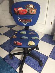 Kinderdrehstuhl Cars