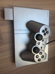 Playstation 2 inkl Controller