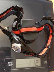 LedLenser H3 Stirnlampe mit Batteriebetrieb