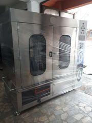 Dieselpartikelfilter Reinigungsmaschine Dpf Pkw und