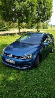 VW Golf 7 Variant 1