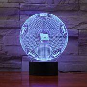 Hertha BSC Berlin 3D Lampe