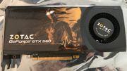 Zotac Geforce GTX 560 2Gb