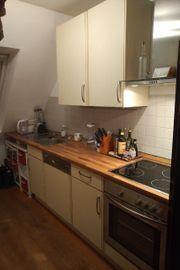 Hochw verarbeitete Küche Küchenzeile NOBILIA