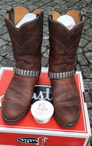 Justin Classic Roper Boots Westernstiefel