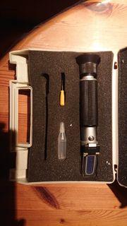 Refraktomer für Salinitat Meerwasser