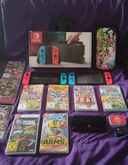 Riesiges Nintendo Switch Paket