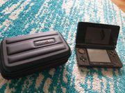 Nintendo 3DS schwarz 5 Spiele