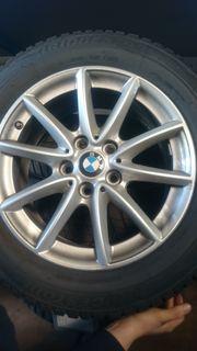 BMW Alu-Winterkompletträder